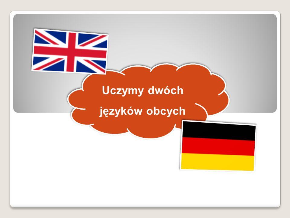 Uczymy dwóch języków obcych