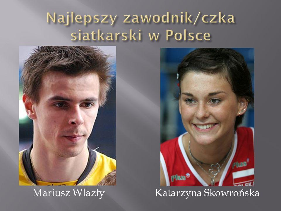 Mariusz Wlazły Katarzyna Skowrońska