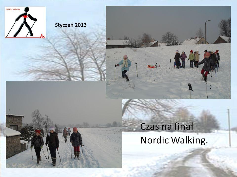 Czas na finał Nordic Walking. Styczeń 2013