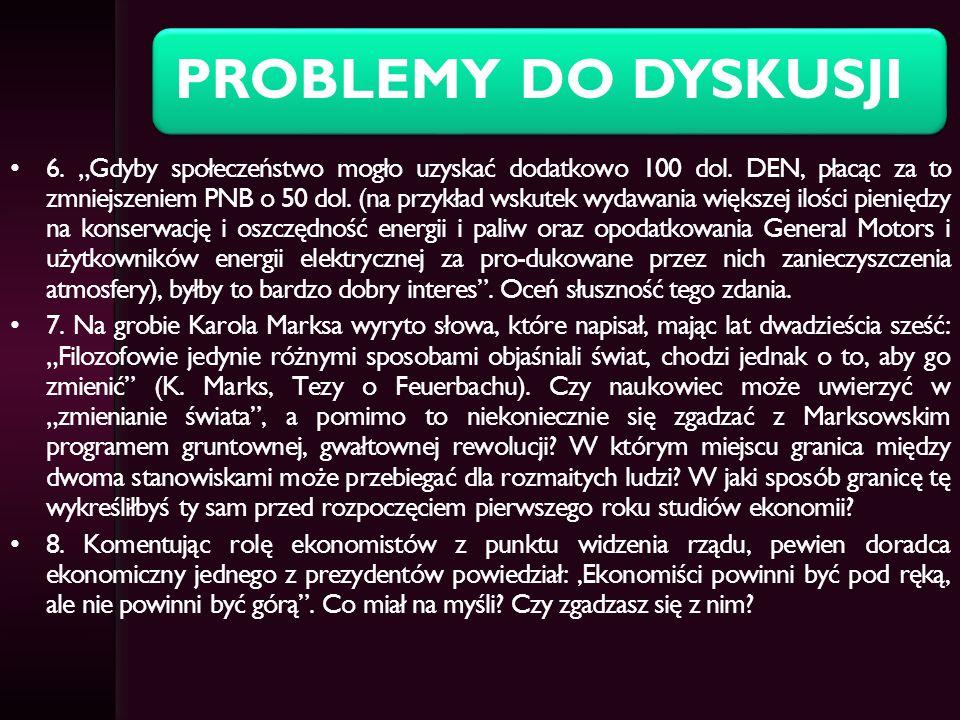 PROBLEMY DO DYSKUSJI 9.