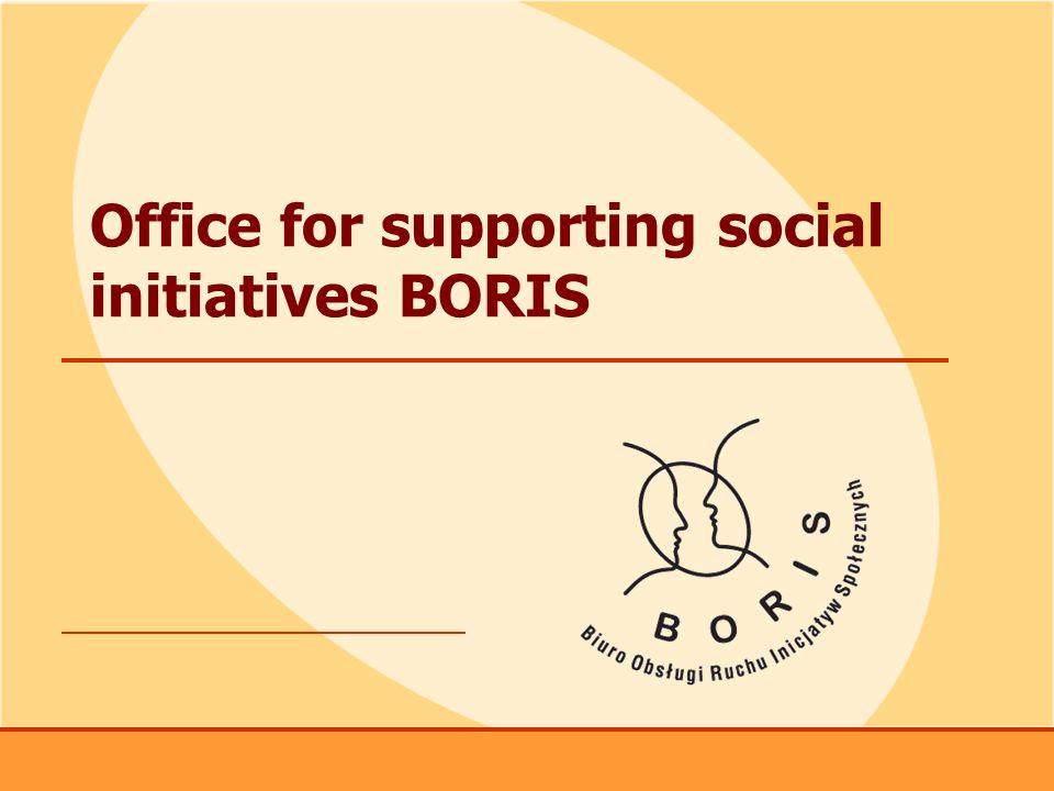 www.boris.org.pl 2 Our team