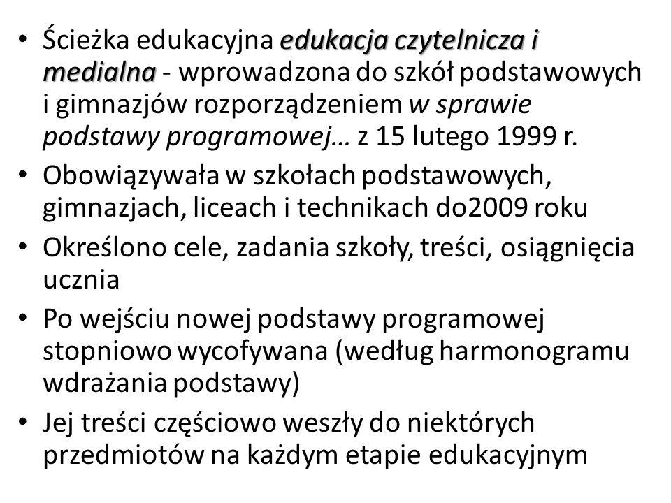 rozpoznaje w wypowiedzi prawdę lub fałsz odróżnia fikcję artystyczną od rzeczywistości wskazuje cechy charakterystyczne przekazów audiowizualnych rozpoznaje znaczenie niewerbalnych środków komunikowania się Język polski uczeń Język mniejszości