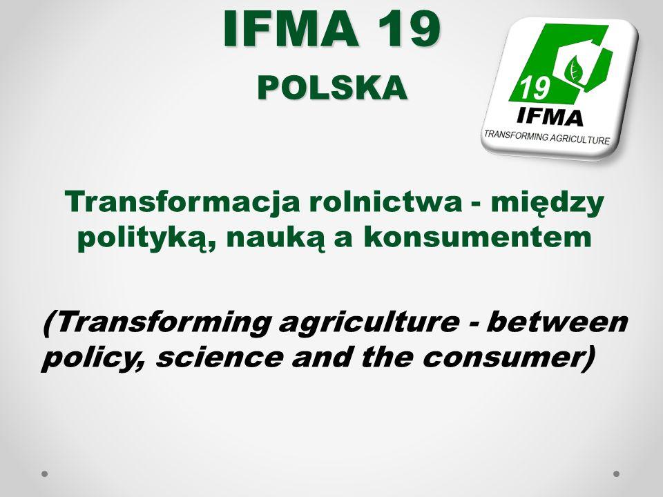 KOMITET ORGANIZACYJNY PROGRAM SPEAKERS PROGRAM SPEAKERS LOGISTYKA FARM VISITS PROMOCJA EDWARD MAJEWSKI JOANNA BARAN AGATA MALAK RAWLIKOWSKA...