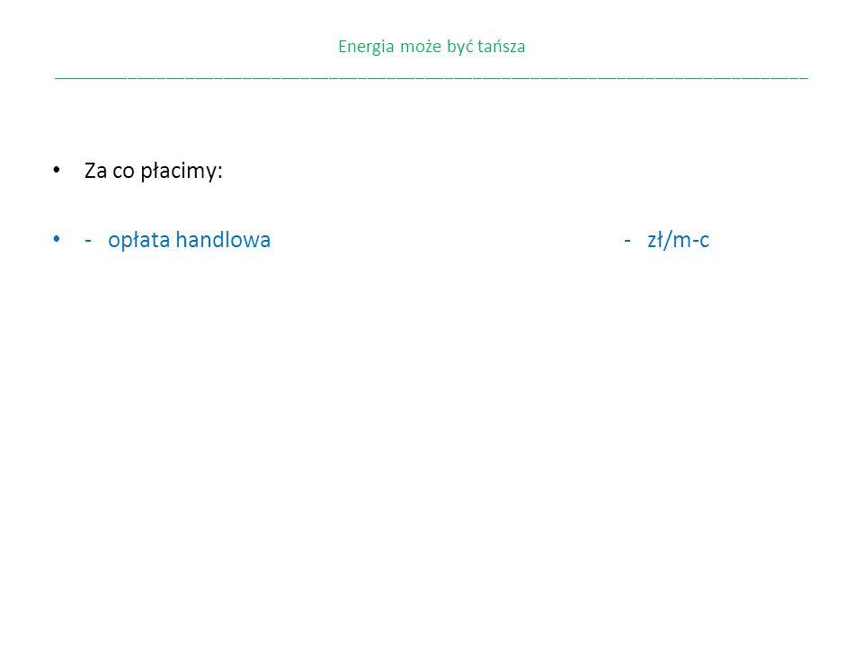 Zużycie i koszt w 2008 roku: energii czynnej energii biernej wskaźniki Uzdrowisko Kołobrzeg SA Grupa taryfowa Moc umowna max.