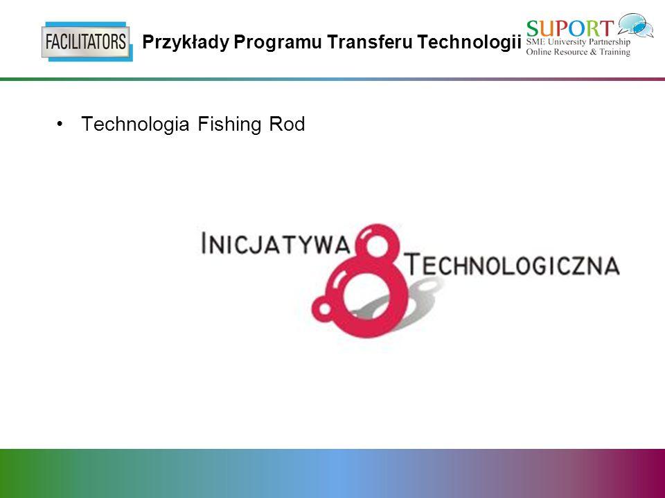 Przykłady Programu Transferu Technologii Technologia Fishing Rod
