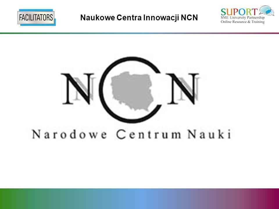 Naukowe Centra Innowacji NCN