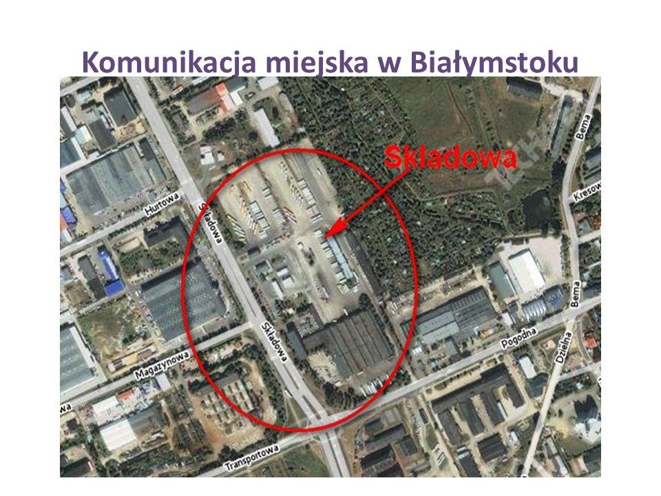 Komunikacja miejska w Białymstoku