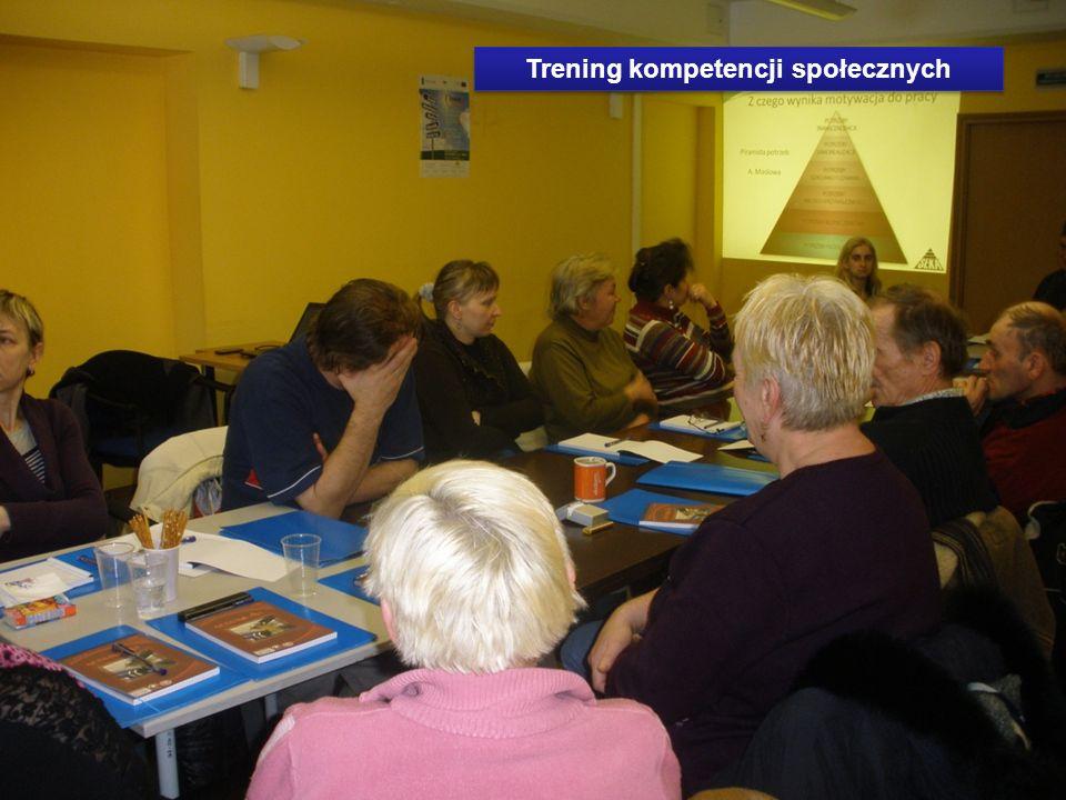Trening kompetencji społecznych