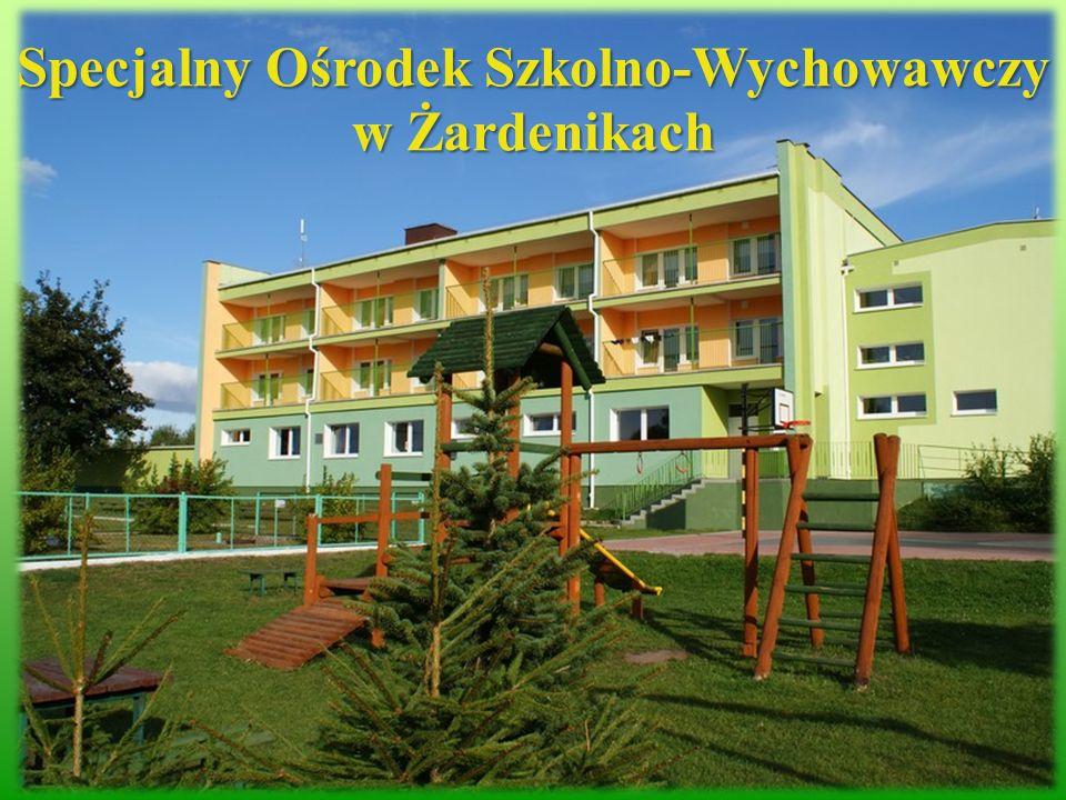 Specjalny Ośrodek Szkolno-Wychowawczy w Żardenikach