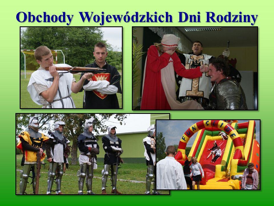 Obchody Wojewódzkich Dni Rodziny