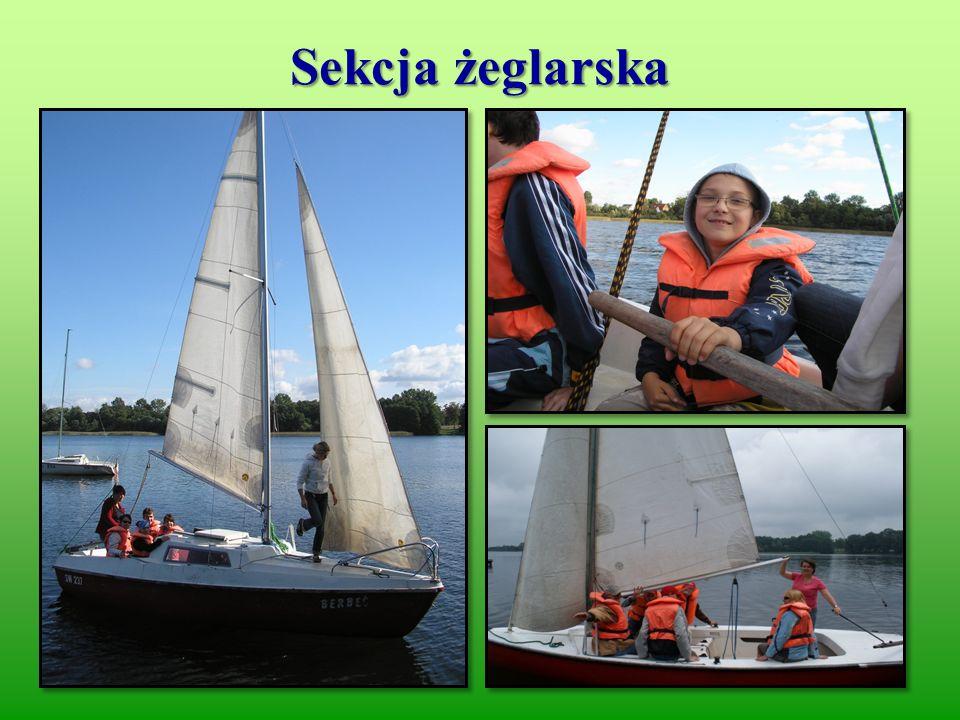 Sekcja żeglarska