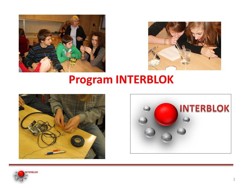 Program INTERBLOK w szkole Dodatkowe 2 godz.