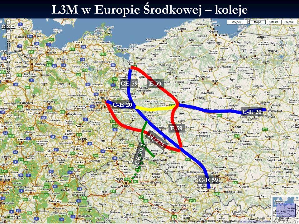 2014-01-21 13:03 5L3M -Infrastruktura komunikacyjna L3M w Europie Środkowej – koleje E 59 CE 59E 59 C-E 59 C-E 20 14/275 CE 59-1