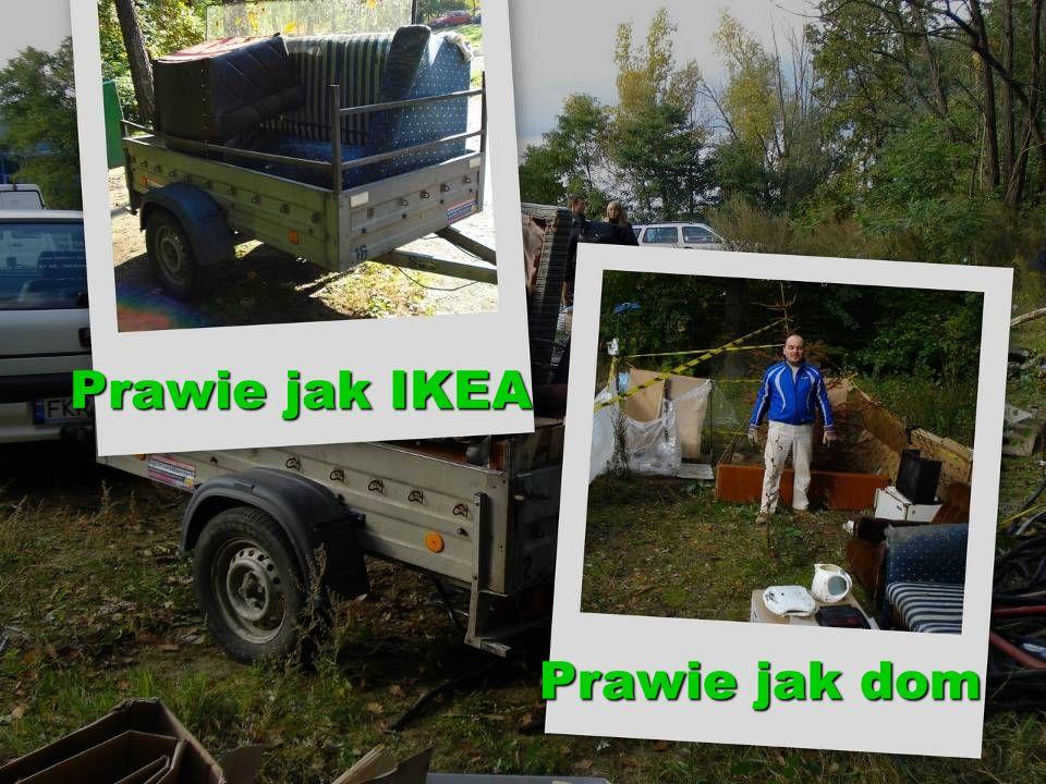 Prawie jak IKEA Prawie jak dom