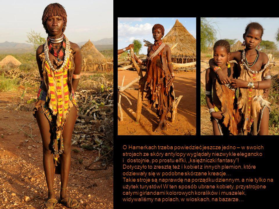 Dziewczyny z plemienia Tsemay.