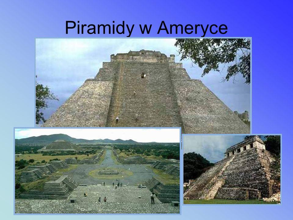 Piramidy w Sudanie są znacznie mniejsze niż w Egipcie i są królewskimi grobowcami. Datowane są od 300 roku p.n.e. do 300 roku n.e. Piramidy są ulokowa