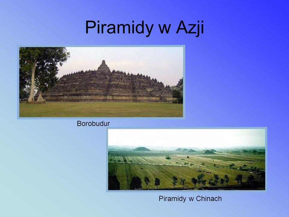 W piramidach Azteków i Majów odprawiano krwawe rytuały.