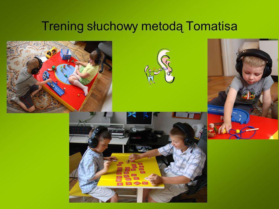 Trening słuchowy metodą Tomatisa