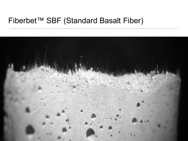 Fiberbet SBF (Standard Basalt Fiber)