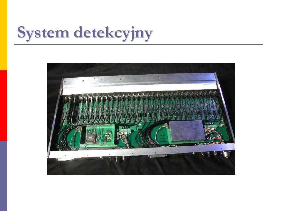 System detekcyjny