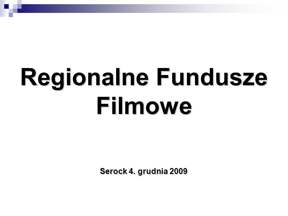 Wszystkie RFF-y w jednym miejscu Aktualne informacje o naborach i rozstrzygnięciach konkursów Baza lokacji filmowych Bezpośrednie kontakty do RFF Opracowania nt.
