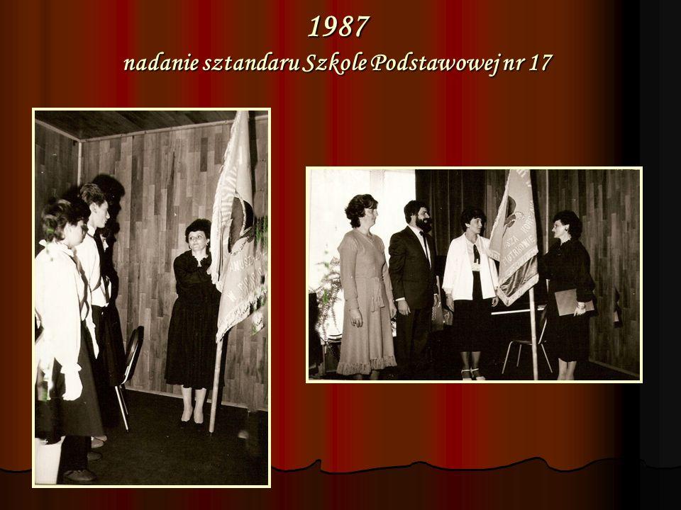 1997 Uczniowie naszej szkoły uczestniczyli w spotkaniu członków Korczakowskiego Kręgu w Mężeninie