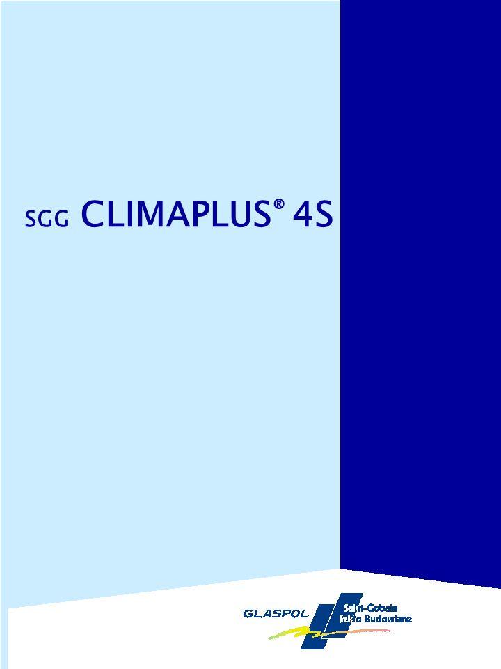 SGG CLIMAPLUS ® 4S