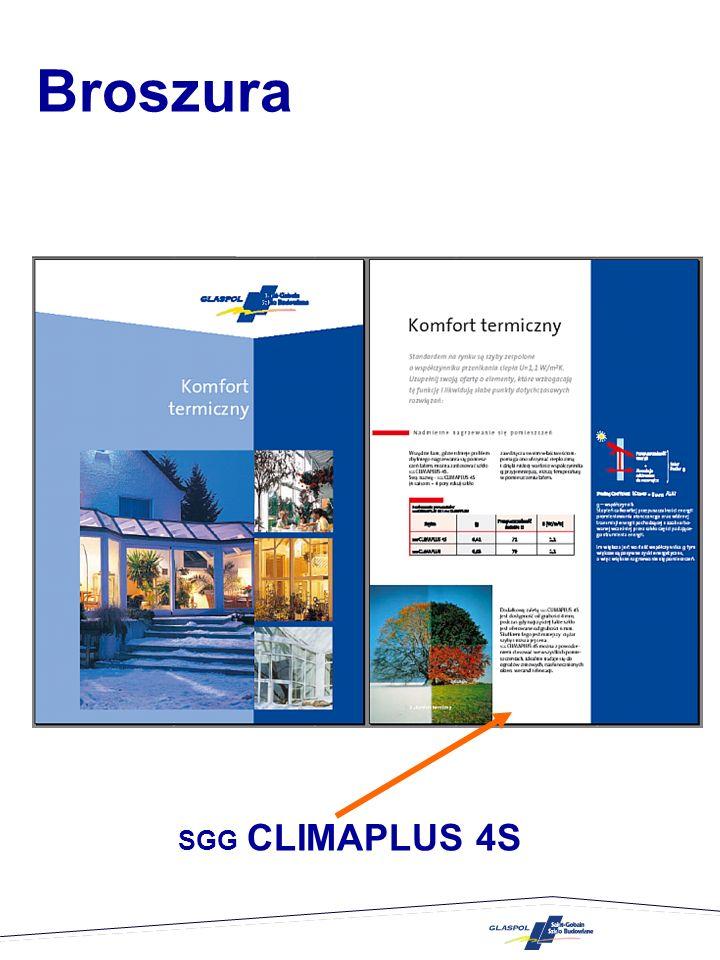 Broszura SGG CLIMAPLUS 4S