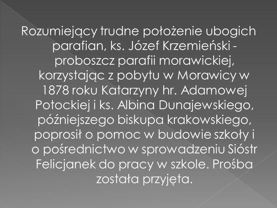 Rozumiejący trudne położenie ubogich parafian, ks.
