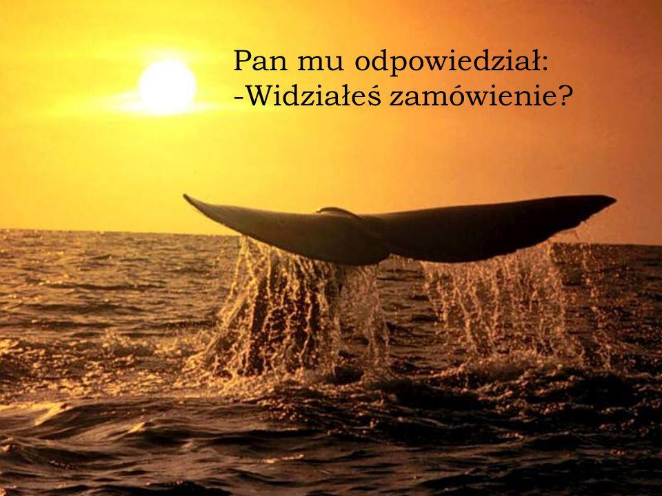 Pan odpowiedział: - Nie tylko będzie my ś leć, ale rozumować i negocjować.