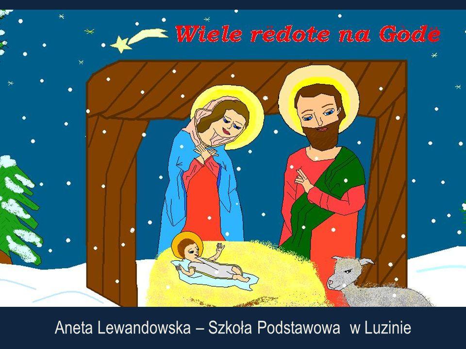 Aneta Lewandowska – Szkoła Podstawowa w Luzinie