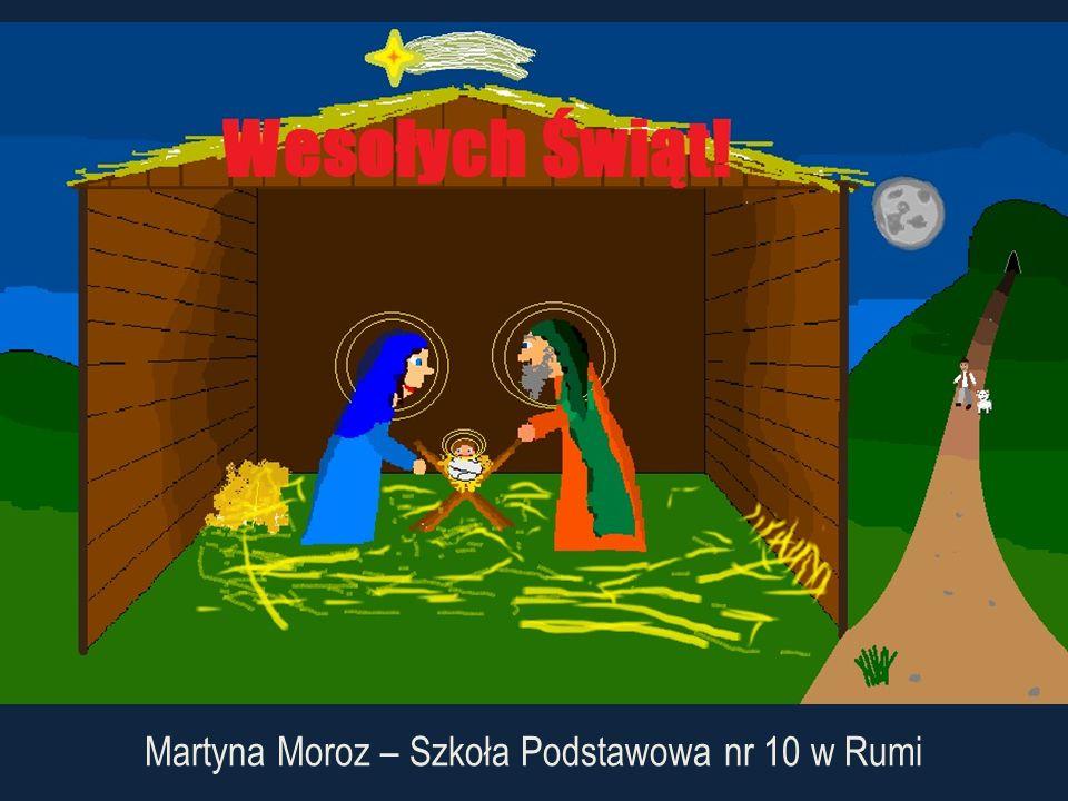 Martyna Moroz – Szkoła Podstawowa nr 10 w Rumi