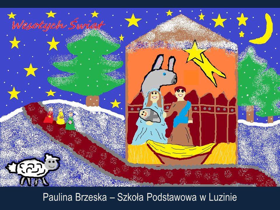 Paulina Brzeska – Szkoła Podstawowa w Luzinie