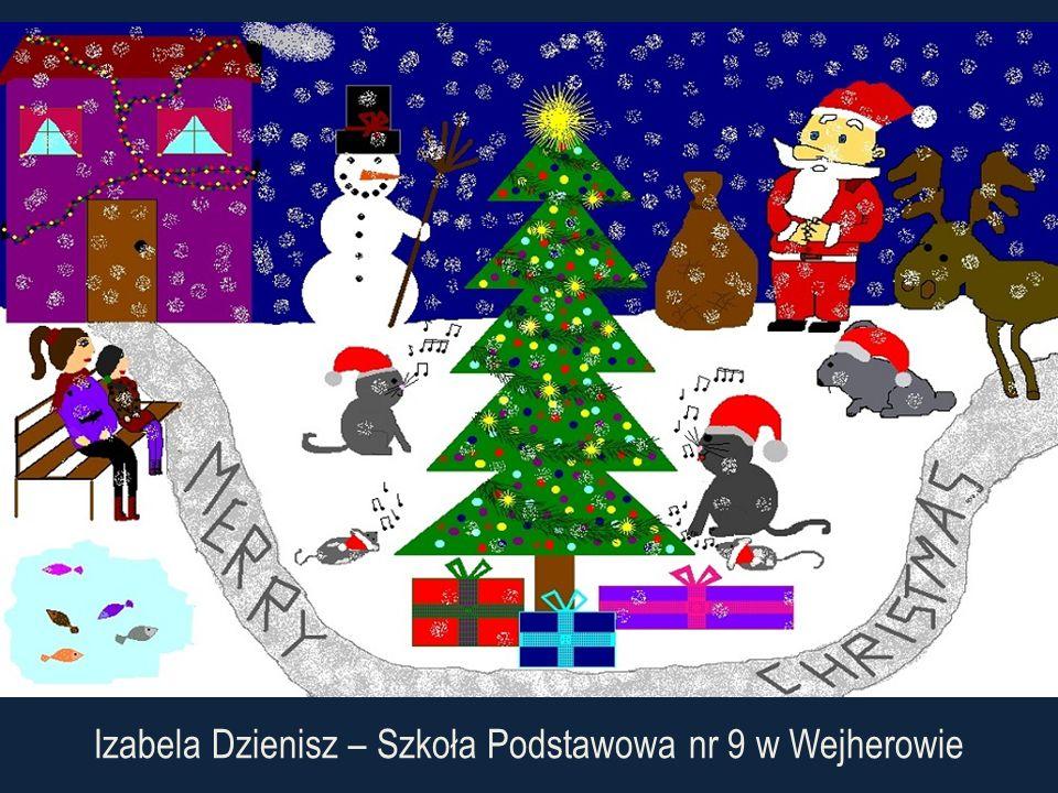 Izabela Dzienisz – Szkoła Podstawowa nr 9 w Wejherowie