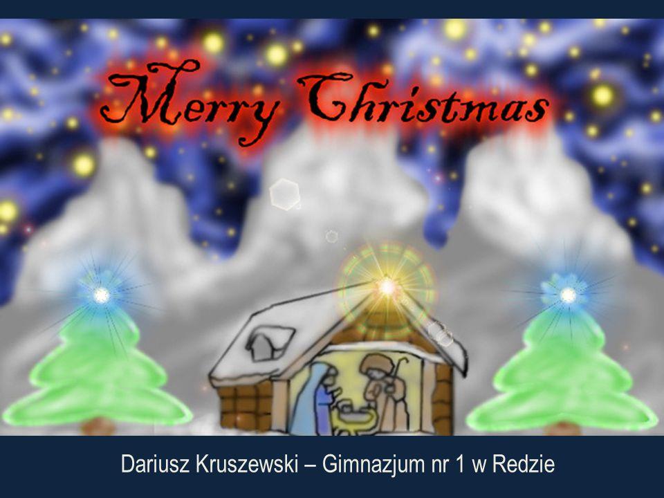 Dariusz Kruszewski – Gimnazjum nr 1 w Redzie
