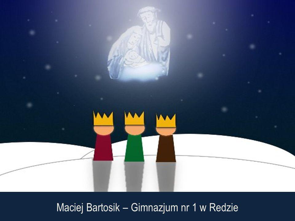 Maciej Bartosik – Gimnazjum nr 1 w Redzie