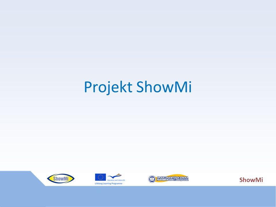 ShowMi Projekt ShowMi
