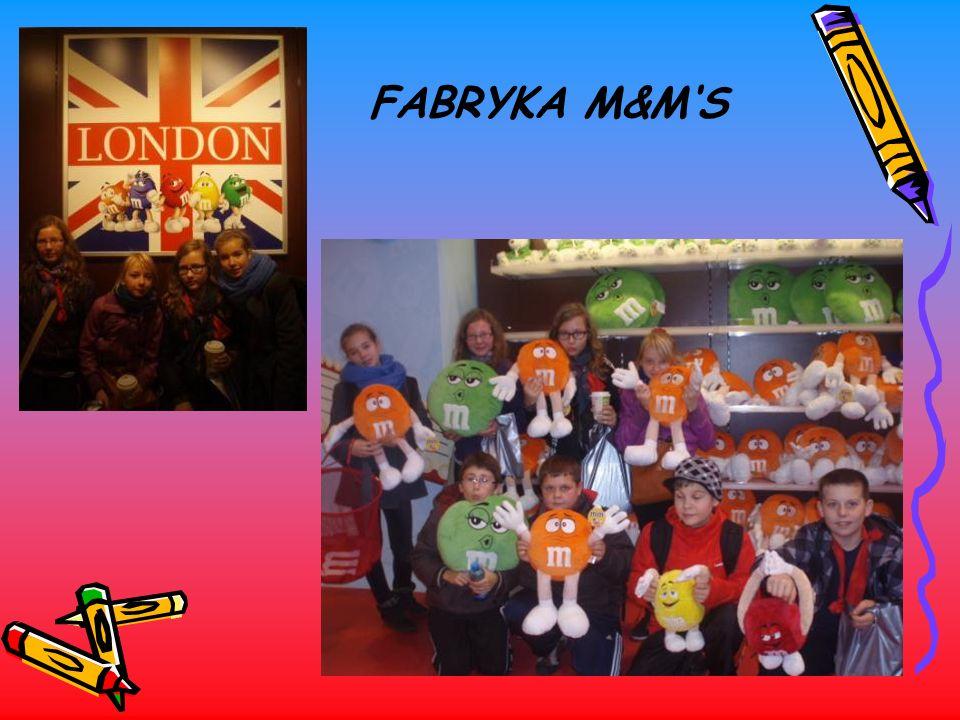 FABRYKA M&MS