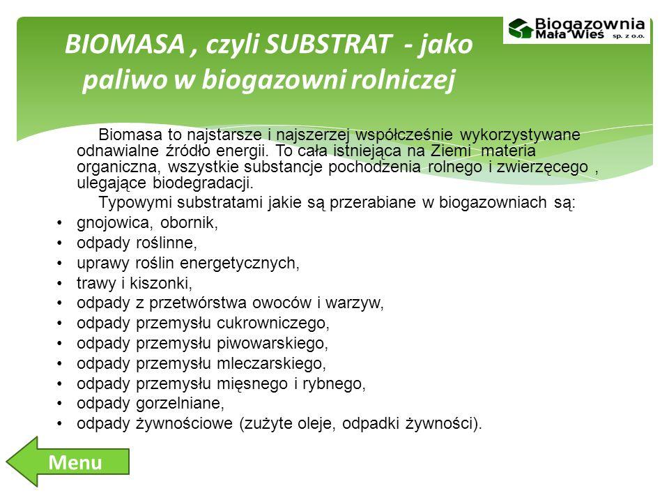 RYNEK BIOGAZU W POLSCE: Odnawialne źródła energii: moc zainstalowana w Polsce. Menu