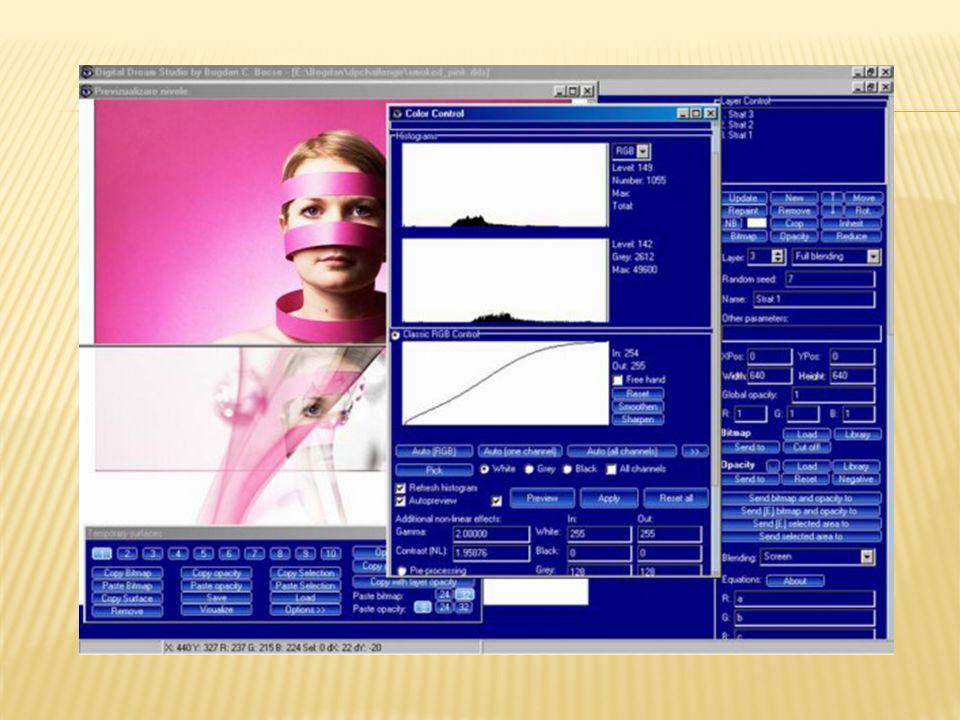 W pełni funkcjonalny darmowy program do edycji grafiki rastrowej.