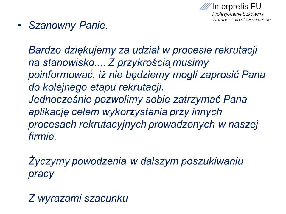 Interpretis.EU Profesjonalne Szkolenia Tłumaczenia dla Businessu Szkoły językowe Metoda Callana 4Xszybciej??.