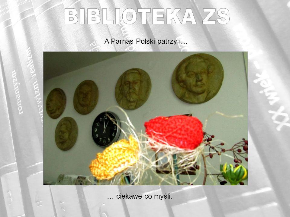 A Parnas Polski patrzy i… … ciekawe co myśli.