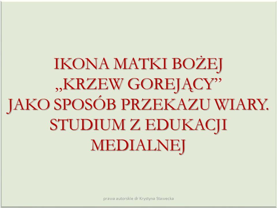 Ikony teologiczno-dydaktyczne To osobliwy język artystycznej wypowiedzi, który miał być adekwatny dla nowej roli, jaką przyjęła Moskwa.