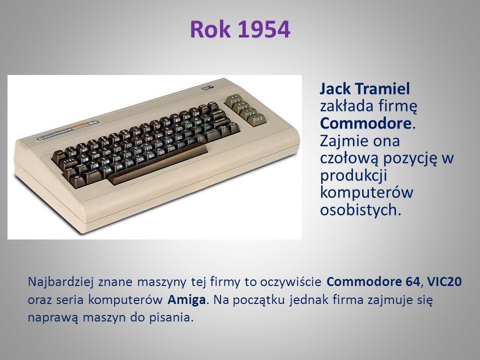 Rok 1953 IBM produkuje komputer o nazwie 650, pierwszy wytwarzany masowo. Do czasu wycofania z rynku w 1969 roku sprzedano 1,5 tysiąca sztuk.