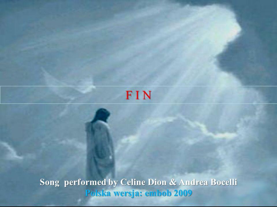 sento che ci salverà! dotknie i zbawi nas E la fede che… I niech wiara, która …...hai acceso in noi … wstąpiła w nas