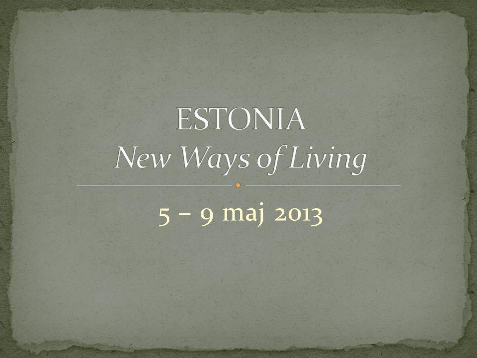5 – 9 maj 2013