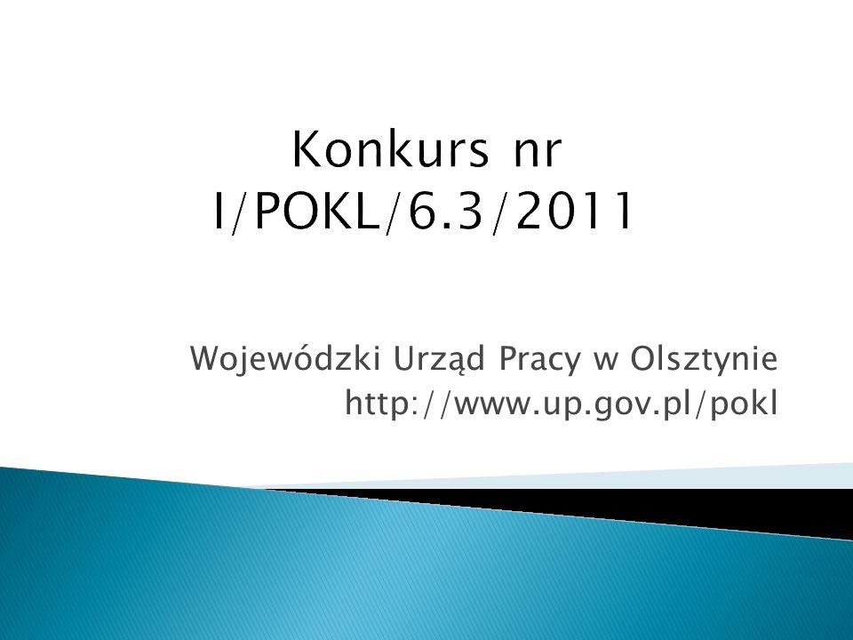 Konkurs otwarty Dostępne środki – 1 000 000 PLN Nabór wniosków: 13 września – 31 grudnia 2011 r. 4