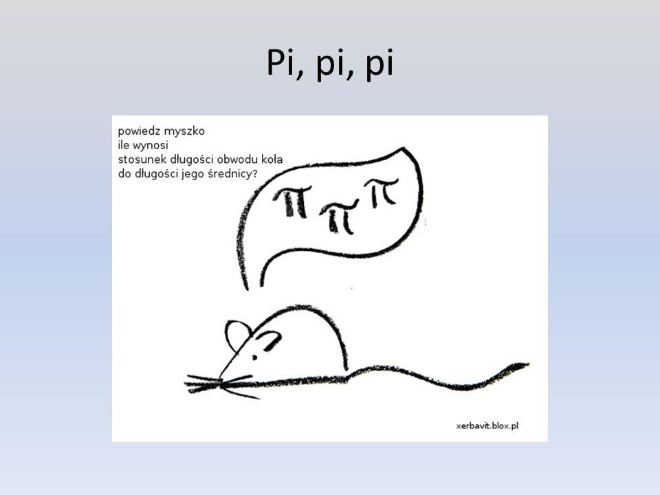 Święto liczby Pi Liczba Pi jest na tyle wyjątkowa, że ma... swoje święto! 14 marca obchodzimy Międzynarodowy Dzień Pi. Data jest nieprzypadkowa, ponie