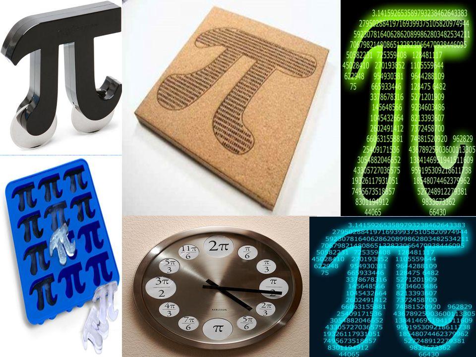Ciekawostki Symbol π został użyty po raz pierwszy w 1706 roku przez angielskiego matematyka Williama Jonesa. Jednak upowszechnił się dopiero w połowie