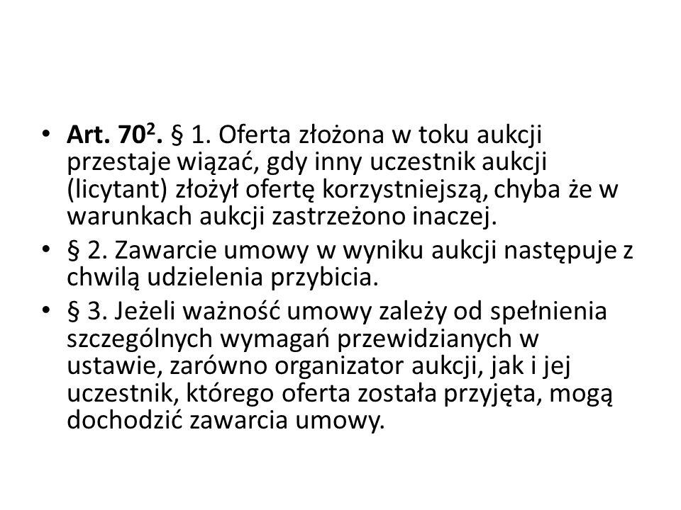 Art.70 2. § 1.